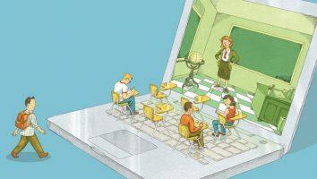 بازخورد به دانشآموزان در آموزش آنلاین