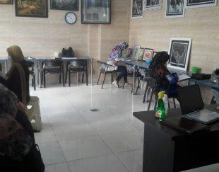 آموزشگاه نقاشی  طراحی آویژه