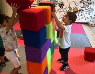 کلاس تقویت مهارتهای حرکتی