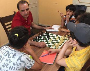 باشگاه شطرنج نام آوران گرگان