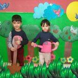 مهدکودک وپیش دبستانی باغ مینو
