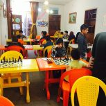 مدرسه شطرنج کرمان